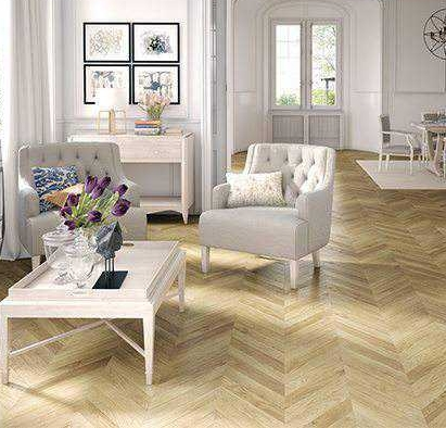 Ламінат Faus  Дуб ESPIGA Natural, Unico Parquet